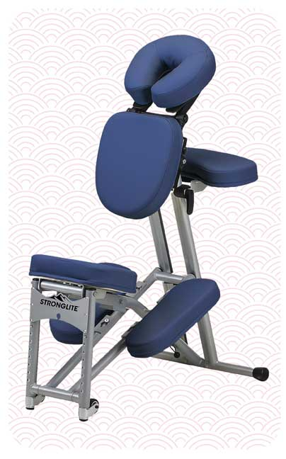 chair massage. the massage chair is what put seated on map (see sidebar story). check out only developed and recommended by our founder, david palmer a