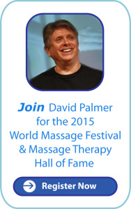 2015 World Massage Festival  with David Palmer
