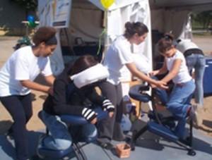 Kine-Concept TouchPro Chair Massage